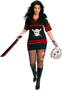 Jason Sexy Women's Halloween Costumes