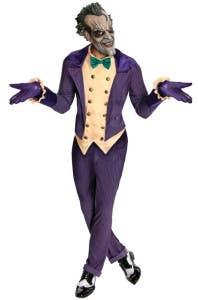 Joker Character Halloween Costumes