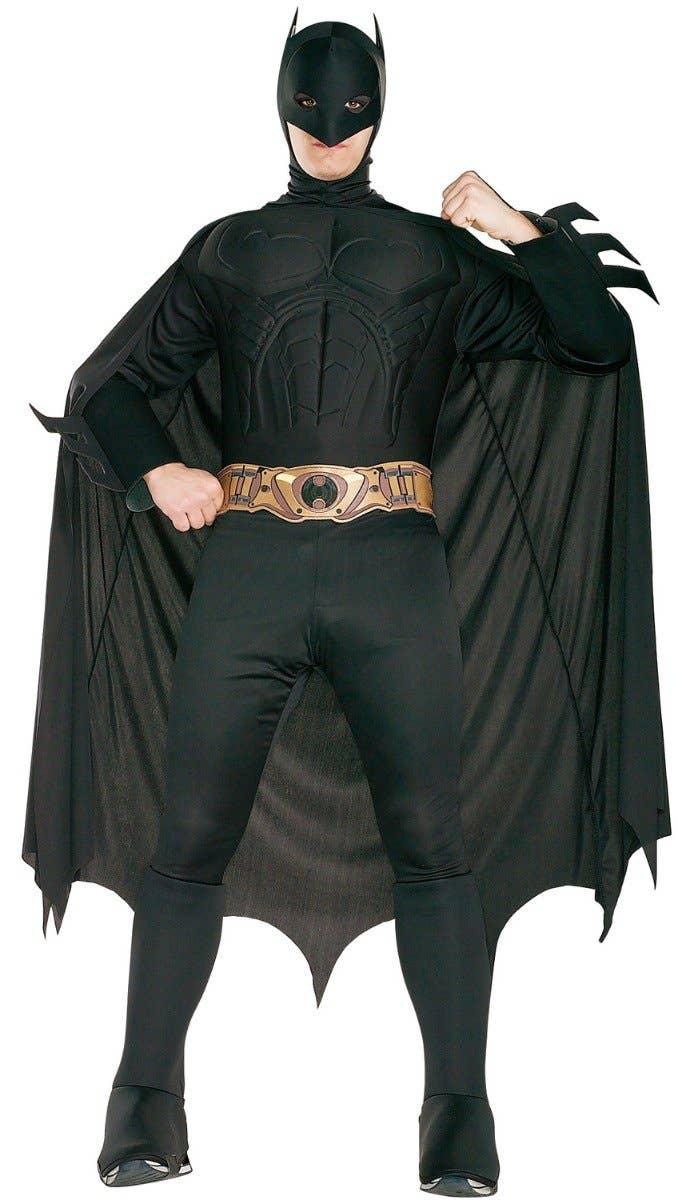 Men's Batman Fancy Dress Costume