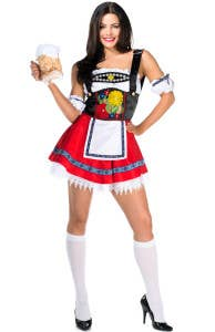 Women's Oktoberfest Costumes
