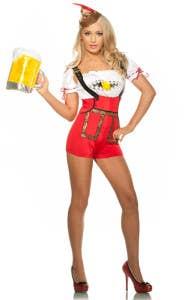 Oktoberfest Seasonal Celebration Costumes