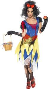 Snow White Sexy Women's Halloween Costumes