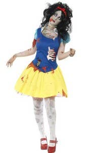 Snow Fright Character Halloween Costumes
