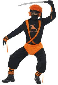 Ninja Costumes that Start with N