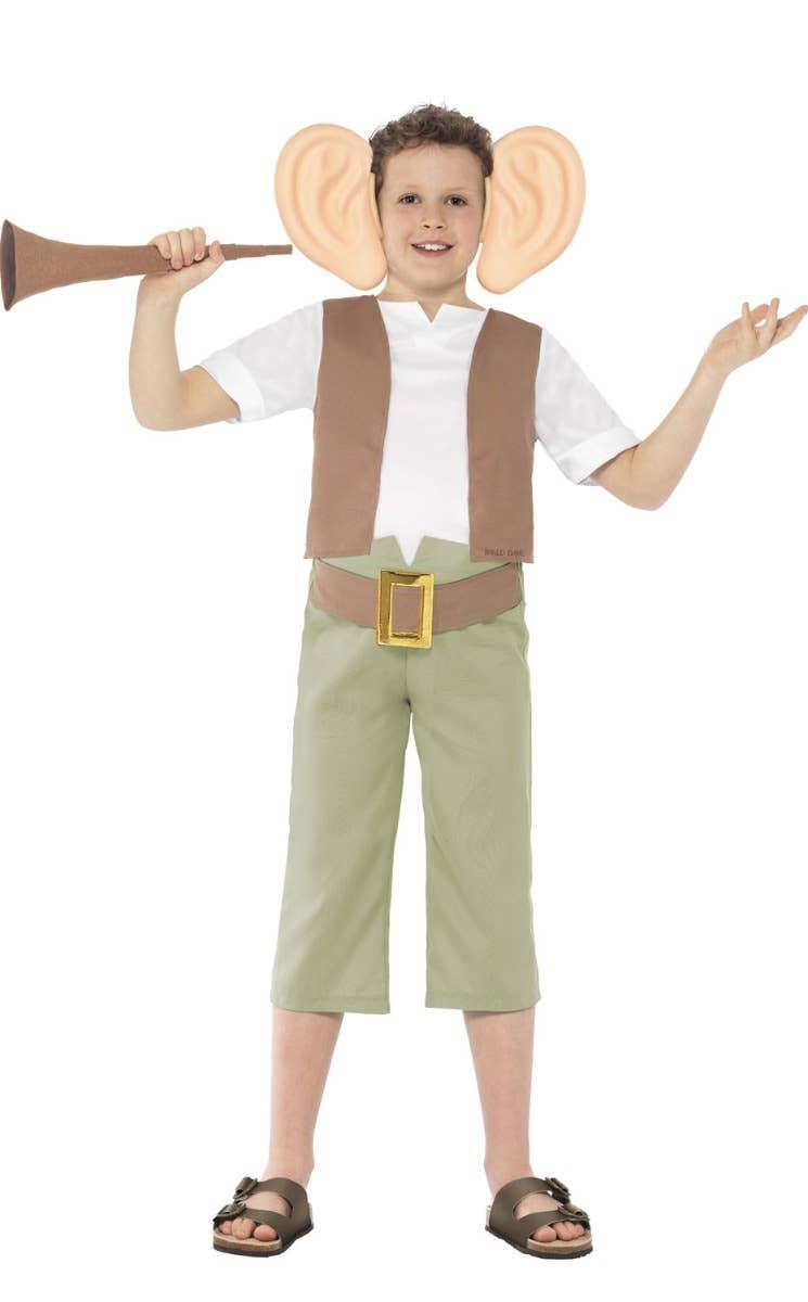 The BFG Kids Roald Dahl Fancy Dress Costume