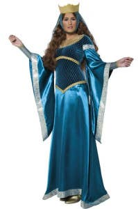 Maid Marian Historical Costume Ideas for Couples