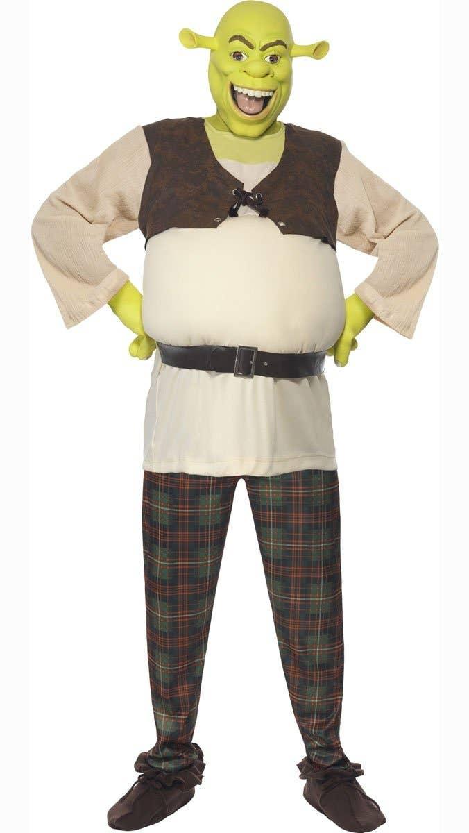 Shrek Men's Fancy Dress Costume
