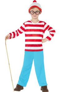 Where's Wally Kids Book Week Costumes