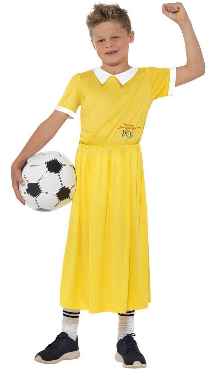David Walliams The Boy in the Dress Fancy Dress Costume for Kids