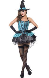 Witch Sexy Women's Halloween Costumes