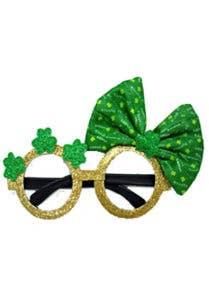 St. Patrick's Day Costume Glasses