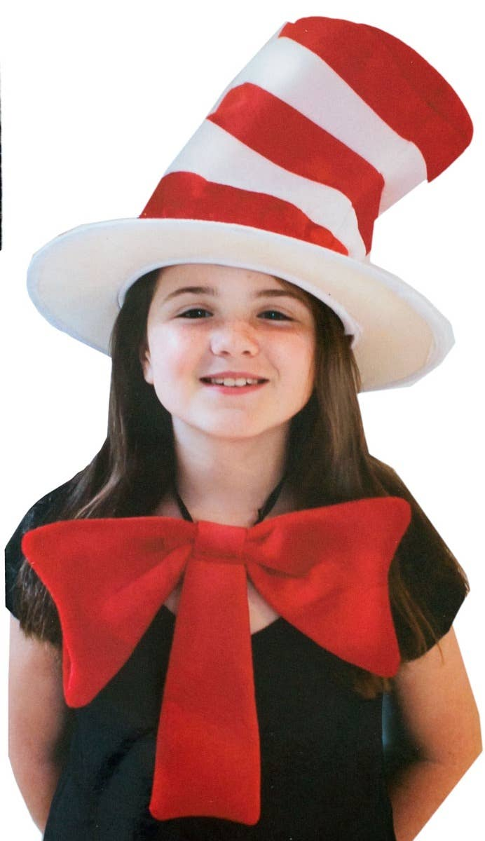 Kids The Cat in the Hat Costume Accessory Kit