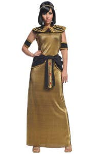 Cleopatra Historical Costume Ideas for Couples