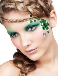 Makeup St. Patrick's Day Costumes